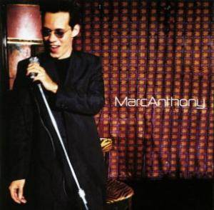 Cover - Marc Anthony: Marc Anthony