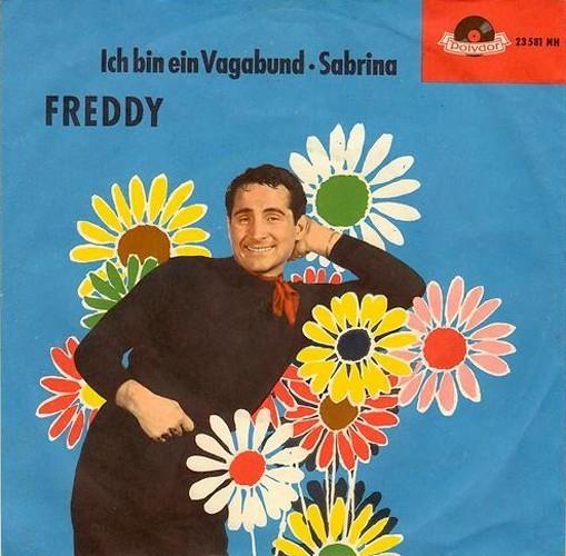 Ich Bin Ein Vagabund   7 (1958) von Freddy