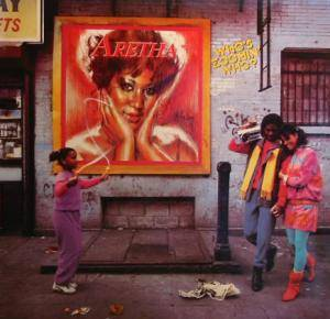 Aretha Franklin: Who's Zoomin' Who? (LP) - Bild 1