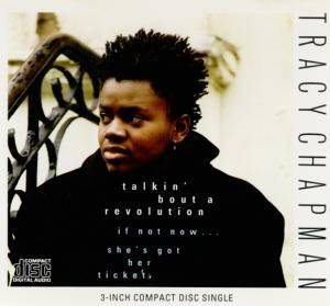 Tracy Chapman: Talkin' Bout A Revolution - Cover