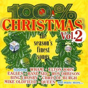 100% Christmas Vol. 2 - Cover