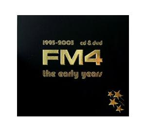 FM4 the early years 1995-2005 - Cover
