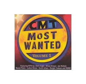 Cover - Montgomery Gentry: CMT Most Wanted Volume 1
