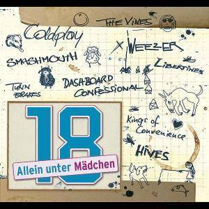 Cover - Kings Of Convenience: 18 - Allein Unter Mädchen