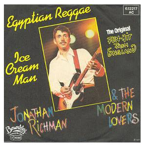 Cover - Jonathan Richman & The Modern Lovers: Egyptian Reggae