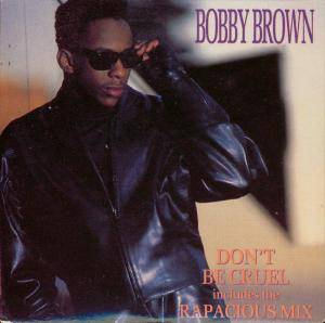 Bobby Brown: Don't Be Cruel - Cover