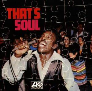 That's Soul (Atlantic) - Cover