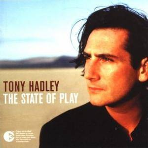 Tony Hadley: State Of Play, The - Cover
