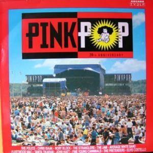 Pink Pop 20th Anniversary - Cover