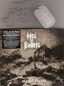Hail Of Bullets: ...Of Frost And War (CD) - Bild 3
