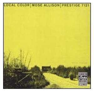 Cover - Mose Allison: Local Color
