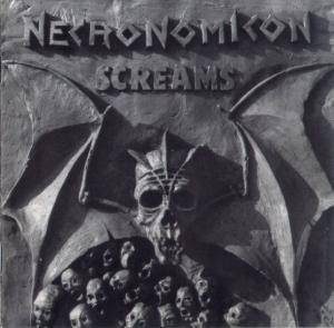 Cover - Necronomicon: Screams