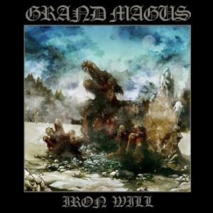 Grand Magus: Iron Will - Cover