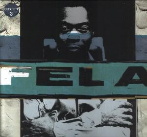 Fela Kuti & The Africa '70: Box Set 3 - Cover