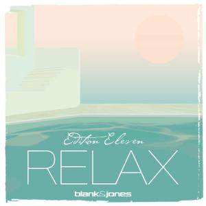 Blank & Jones: Relax Edition Eleven - Cover