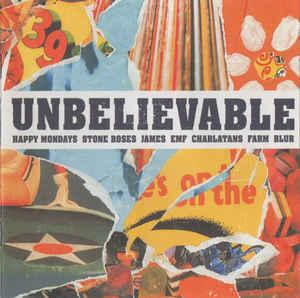 Unbelievable - Cover