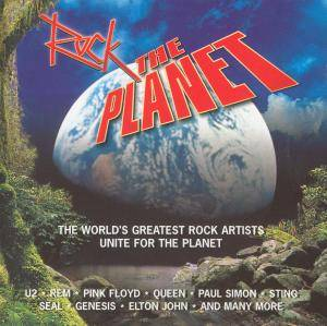 Cover - Artists United For Nature: Rock The Planet
