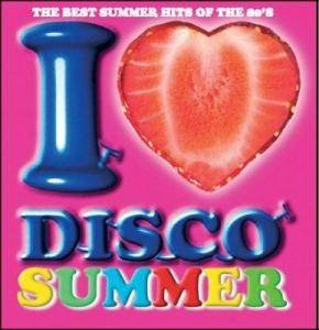 Cover - Koxo: I Love Disco Summer Vol. 03
