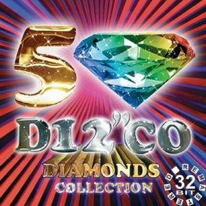 I Love Disco Diamonds Collection Vol. 50 - Cover