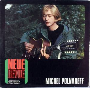 Cover - Michel Polnareff: Love Me, Please Love Me