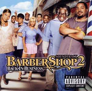 Cover - Olivia: Barbershop 2 - Back In Business
