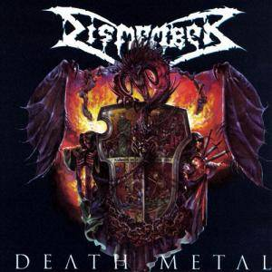 Dismember: Death Metal - Cover