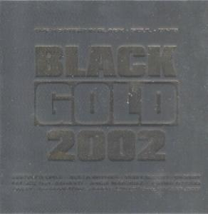 Black Gold 2002 - Cover