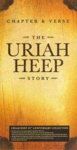 Uriah Heep: Chapter & Verse - The Uriah Heep Story - Cover