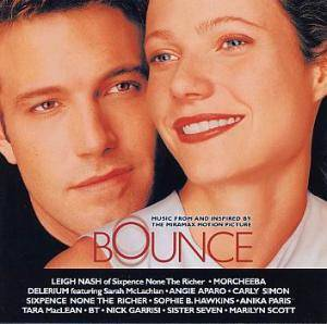 Cover - Anika Paris: Bounce - Music From And Inspired By The Miramax Motion Picture