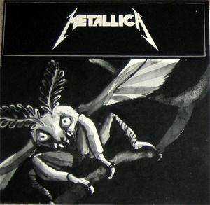 Metallica: Disposible Heroes - Cover