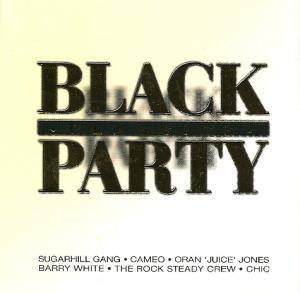 Black Classics Party - Cover