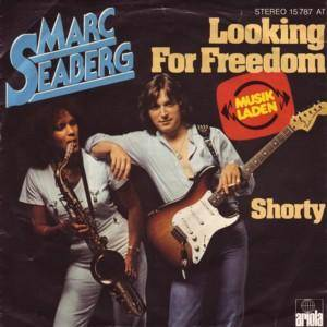Cover - Marc Seaberg: Looking For Freedom