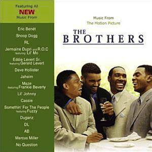Cover - No Question: Brothers - Music From The Motion Picture, The