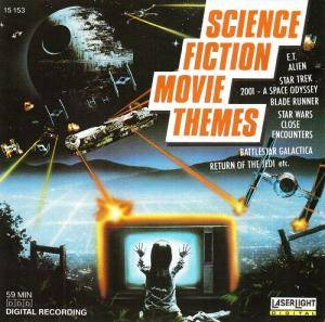 Cover - Roy Budd: Science Fiction Movie Themes