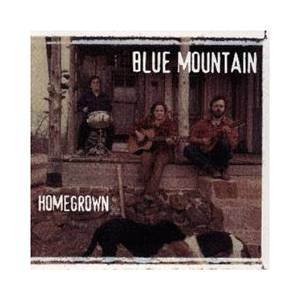 Cover - Blue Mountain: Homegrown
