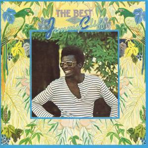 Jimmy Cliff: Best Of Jimmy Cliff, The - Cover
