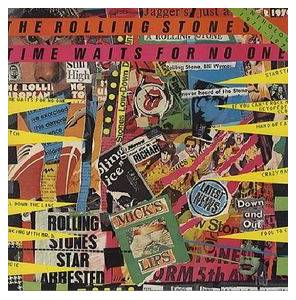 The Rolling Stones: Time Waits For No One - Cover