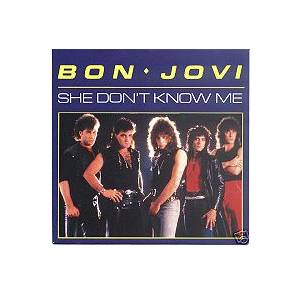 Bon Jovi: She Don't Know Me - Cover