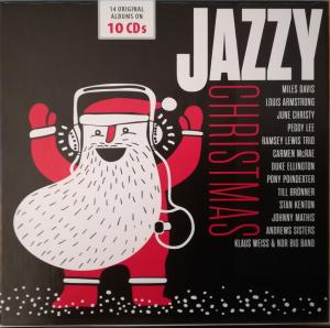 Jazzy Christmas - Cover