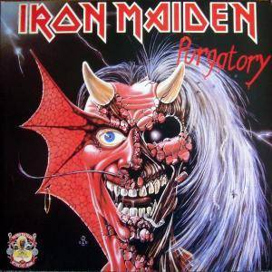 Iron Maiden: Purgatory / Maiden Japan - Cover