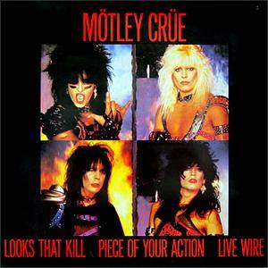 Mötley Crüe: Looks That Kill - Cover