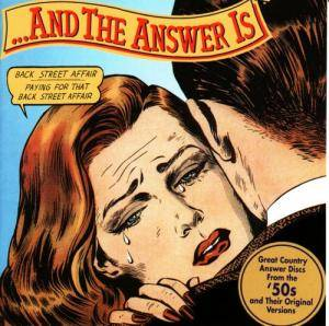 Cover - Skeets McDonald: ... And The Answer Is!