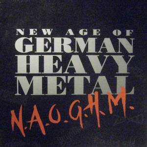New Age Of German Heavy Metal - Cover