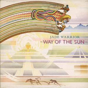 Cover - Jade Warrior: Way Of The Sun