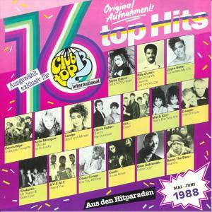 Cover - O.K.: Club Top 13 - 16 Top Hits / Mai / Juni 1988