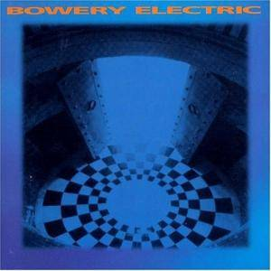 Bowery Electric: Bowery Electric - Cover