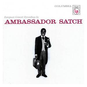 Louis Armstrong & His All-Stars: Ambassador Satch - Cover