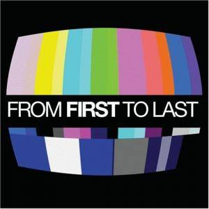 Cover - From First To Last: From First To Last