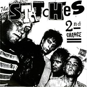 Cover - Stitches, The: Second Chance