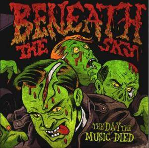 Cover - Beneath The Sky: Day The Music Died, The